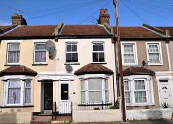 Thumbnail 2 bedroom terraced house to rent in Granville Road, Gravesend