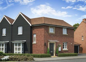 "Thumbnail 3 bed semi-detached house for sale in ""Fairway"" at Appleton Drive, Basingstoke"