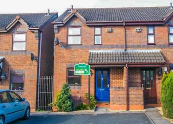 Thumbnail 2 bed semi-detached house for sale in Rushbrook Close, Clayhanger, Walsall