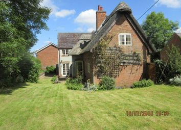Thumbnail 3 bed cottage to rent in Little Lane, Leire, Lutterworth