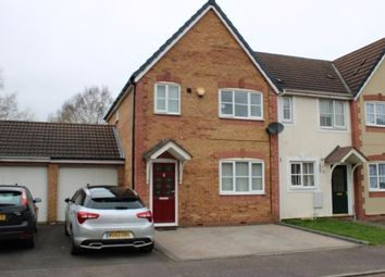 3 bed end terrace house for sale in Primrose Drive, Branston, Burton On Trent, Staffordshire DE14