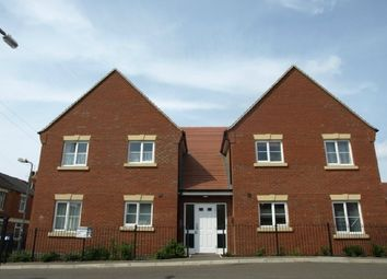 Thumbnail 2 bedroom flat to rent in Blossom Court, Kettering