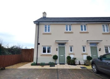 Thumbnail 3 bed end terrace house for sale in Honeyhill Grove, Lamphey, Pembroke