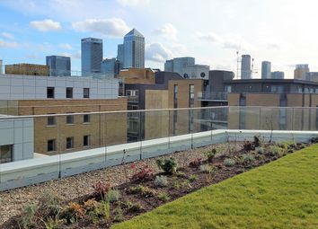 Thumbnail 2 bedroom flat for sale in Bywater Square, Canary Gateway, London