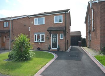 Thumbnail 4 bed detached house for sale in Meadow View, Holmewood, Chesterfield