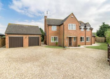 Thumbnail 5 bedroom detached house for sale in Watling Street, Potterspury, Towcester, Northamptonshire