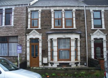 Thumbnail 3 bed terraced house to rent in Tanygroes Street, Port Talbot
