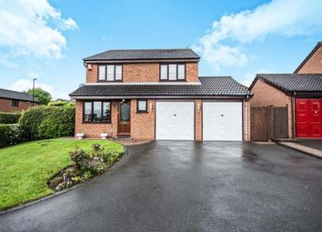 Thumbnail 4 bed detached house for sale in Cherrywood Grove, Allesley Green, Coventry