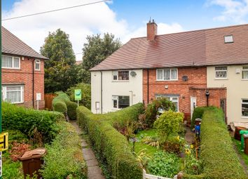 Thumbnail 2 bed end terrace house for sale in Winsford Close, Aspley, Nottingham