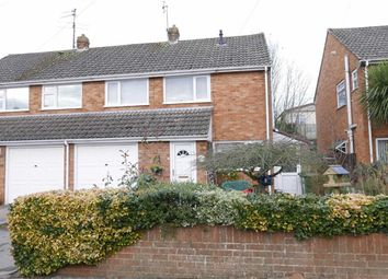 Thumbnail 3 bed semi-detached house for sale in Quarry Gardens, Dursley
