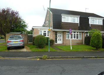 Thumbnail 3 bed semi-detached house to rent in Cranleigh Drive, Swanley