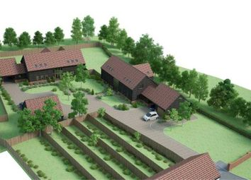 Thumbnail 5 bed detached house for sale in Timber Court, Upper Caldecote, Bedford