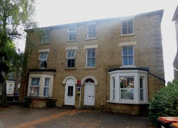 Thumbnail 3 bed flat to rent in Kimbolton Road, Bedford