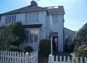 Thumbnail 4 bed semi-detached house to rent in Church Walk, Thames Ditton