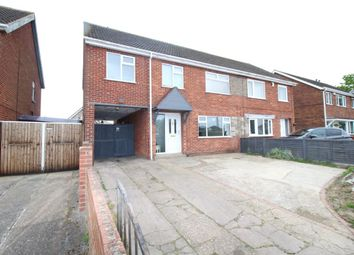 Thumbnail 5 bed semi-detached house for sale in St. Nicholas Drive, Grimsby