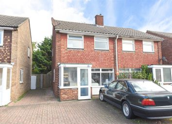 Thumbnail 2 bed property for sale in Broad Close, Hersham, Walton-On-Thames