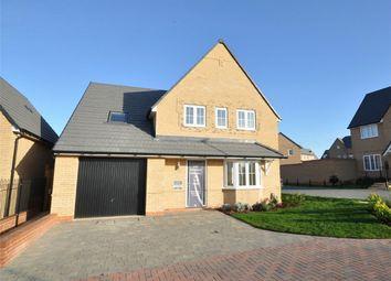Thumbnail 4 bed detached house for sale in Romans Edge, Bearscroft Lane, Godmanchester, Huntingdon, Cambridgeshire