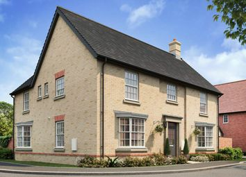 "Thumbnail 5 bedroom detached house for sale in ""Earlswood"" at Caistor Lane, Poringland, Norwich"
