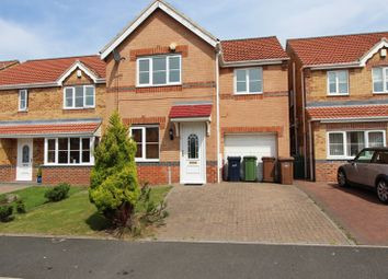 Thumbnail 3 bedroom detached house for sale in Halesworth Drive, Havelock Park, Sunderland