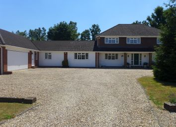 5 bed detached house for sale in Odiham Road, Winchfield, Hook RG27