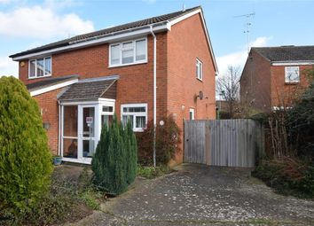 2 bed semi-detached house for sale in Highview Close, Maidstone, Kent ME15