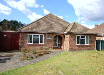 Thumbnail 3 bed bungalow for sale in Cuckoo Lane, West End, Woking