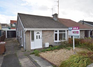 Thumbnail 2 bed semi-detached bungalow for sale in Barnes Avenue, Dalton-In-Furness