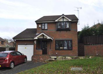 Thumbnail 4 bed detached house for sale in Walkerwood Drive, Stalybridge