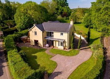Thumbnail 4 bed detached house for sale in Wainfield Lane, Gwehelog, Usk