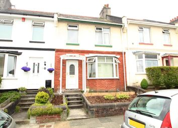 Thumbnail 3 bedroom terraced house for sale in Browning Road, Plymouth