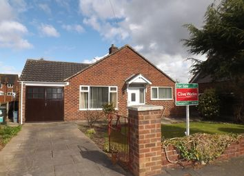 Thumbnail 3 bed detached bungalow for sale in Dunkirk Drive, Whitby, Ellesmere Port