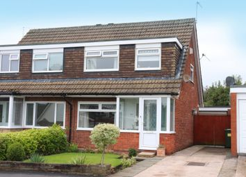 Thumbnail 3 bed semi-detached house for sale in Hawthorn Drive, Eccleston, St. Helens