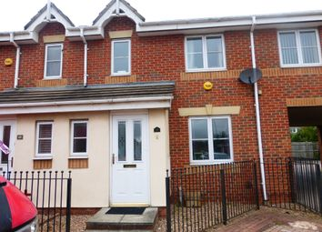 Thumbnail 3 bed town house for sale in Twigg Court, Kilnhurst, Mexborough