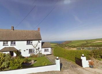 Thumbnail 3 bed semi-detached house to rent in Dizzard, St Gennys, Bude