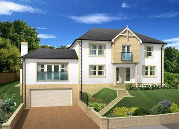 Thumbnail 5 bedroom detached house for sale in Monkswood - Plot 45, Gattonside, Melrose
