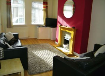 Thumbnail 3 bed terraced house to rent in Liverpool Road, Great Sankey, Warrington
