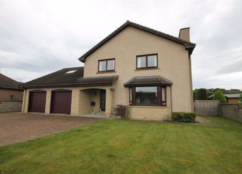 Thumbnail 4 bed detached house for sale in Newfield Place, Elgin