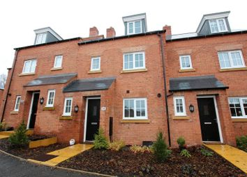 Thumbnail 3 bed town house for sale in Geneva Way, Biddulph, Stoke-On-Trent