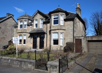 Thumbnail 3 bed property for sale in Dumbuck Crescent, Dumbarton