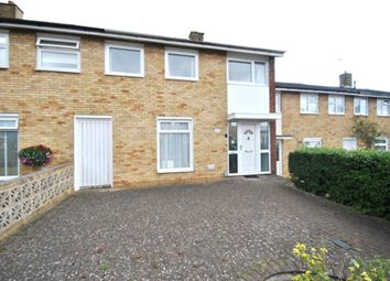 Thumbnail 3 bed terraced house to rent in Foxfield, Stevenage