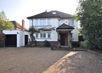 Thumbnail 4 bed detached house for sale in Bromley Lane, Chislehurst