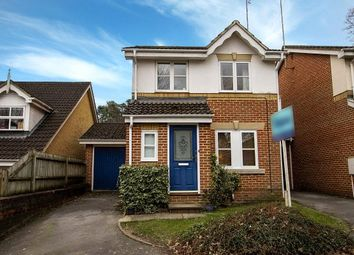 3 bed link-detached house for sale in Queens Ride, Crowthorne, Berkshire RG45