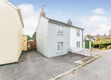 Thumbnail 2 bed semi-detached house for sale in Tilkey Road, Coggeshall, Colchester