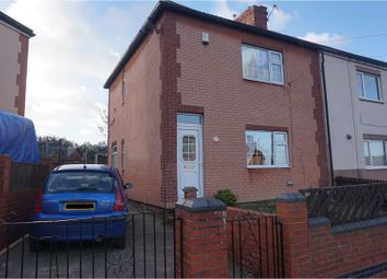 Thumbnail 3 bed semi-detached house for sale in Central Avenue, South Elmsall, Pontefract