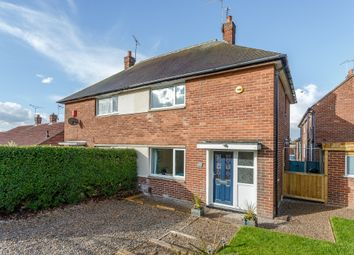 Thumbnail 2 bed semi-detached house for sale in Manor Road, Leeds