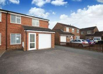 Thumbnail 3 bed semi-detached house to rent in Hazelhurst Crescent, Horsham