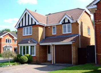 Thumbnail 4 bed detached house for sale in Crabtree Way, Old Basing, Basingstoke