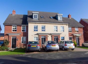 Thumbnail 4 bed town house for sale in Silverlea Road, Lostock Gralam, Cheshire