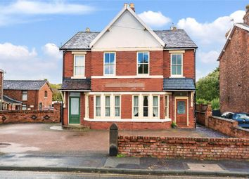 Thumbnail 8 bed detached house for sale in Station Road, Parbold, Wigan