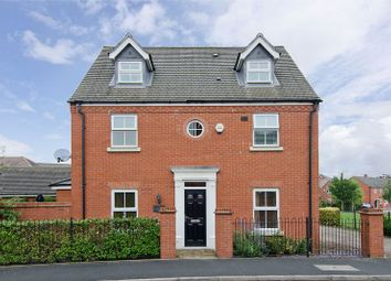 Thumbnail 5 bed detached house for sale in Lawrence Way, Lichfield